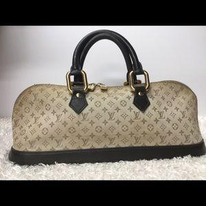 Louis Vuitton Mini Lin Alma Horizontal Bag